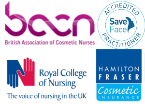Accreditation save face, BACN, Hamilon Fraser and RCN
