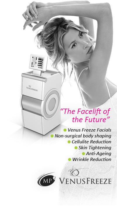 Venus Freeze Skin Rejuvenation and Facials